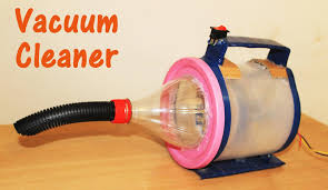 how to make a vacuum cleaner at home simple youtube