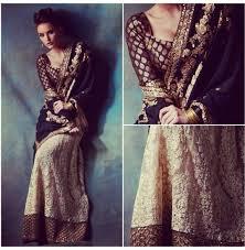 latest saree designs 2017