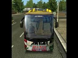 game bus mod indonesia apk android new game bus simulator indonesia youtube