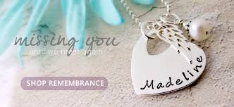 personalized remembrance jewelry sted jewelry personalized necklaces sted the moon