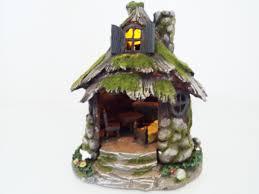 Outdoor Fairy Lights Solar by Solar Powered Garden Fairy House Outdoor Led Fairies Decor Lights