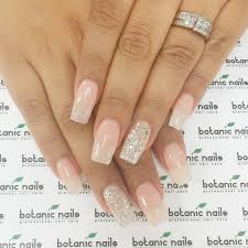ombre french coffin nails chic nail styles