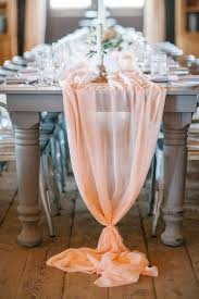 Grey Chevron Table Runner 25 Chic Spring Table Runners To Try Happywedd Com