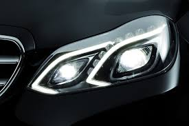 mercedes headlights technology products hella