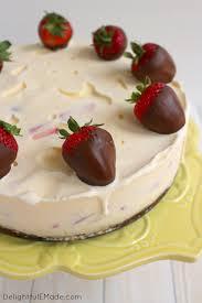 Chocolate Covered Strawberries Recipe Dishmaps Vanilla Strawberry And Fudge Ice Cream Dessert Recipe U2014 Dishmaps