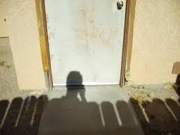 Repair Exterior Door Jamb How To Replace A Door Frame How To Fix Exterior Door Frame