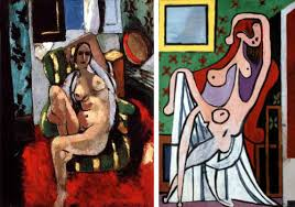 Madame Cezanne In A Red Armchair Looking From Solitude
