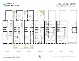 Nyc Brownstone Floor Plans 118 Remsen Street Townhouse Brooklyn Ny 11201 Brooklyn