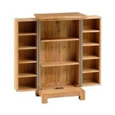 Dvd Bookcase Storage Windsor Oak Cd Dvd Bookcase Http Www Solidoakfurniture Co Uk