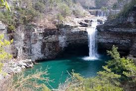 Alabama waterfalls images Huntsville al desoto falls backpacker jpg