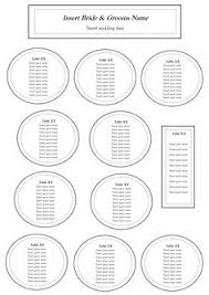 wedding seat chart template to edit print free wedding seating chart template