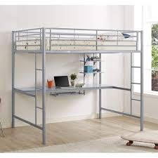 Bedtime Inc Bunk Beds Bunk Bed With A Desk Beds Bed Frames Compare Prices At Nextag