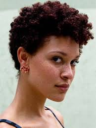 photo mohawk curly black hair round face short haircuts and