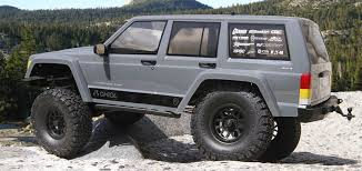 jeep xj stock bumper axial scx10 ii 2000 jeep cherokee 4wd rtr ax90047 ebay