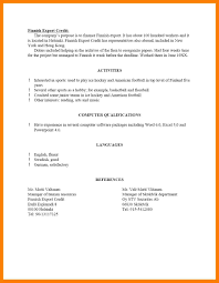 Sample Reference Resume by Reference Format Resume Examples Virtren Com