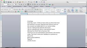 Business Communication Email Writing by Professional Email Writing Session 1 5 Youtube