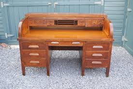 Small Oak Roll Top Desk Furniture Winners Only Oak Roll Top Desk And Rolltop Computer For