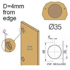 kitchen cabinet door hinge drill bit fitting kitchen cabinet hinges how to guides for