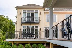 front railing design of house gallery also exterior wood step