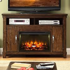 legends furniture restoration rustic casual fireplace tv console