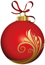 christmas cocktails clipart red christmas ball with decoration png clipart best web clipart