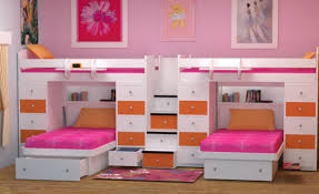 Four Bunk Bed Bunk Beds For 4 In Our Gets Any Bigger Lol My