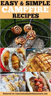 Thanksgiving Camping Recipes Easy Camping Recipes Reasons To Skip The Housework