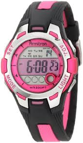 timex expedition compass watch amazon black friday armitron women u0027s 45 7030pnk pink dial black resin strap digital