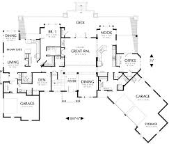 floor plans with in suite in suite home plans country house plan 4 sq ft home in