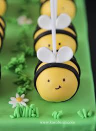 maya the bee cakepops bee cakepop cakepops pinterest