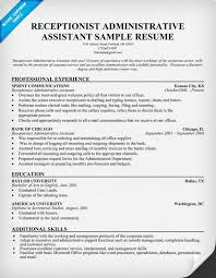Receptionist Resume Sample Dissertation Note Pig Roast Upon Cheap Home Work Ghostwriting