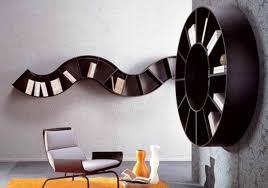 bookshelf designs to make statement in home interior ideas rabelapp