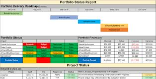 Project Template Excel Project Status Report Template Excel Free Free