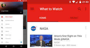 download youtube red apk apk download youtube 6 0 11 rolling out brings material design