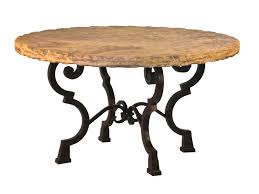 Old World Kitchen Tables by Tuscan Dining Table Stone Table Round Old World Rustic