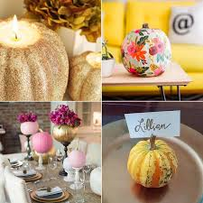 pumpkin decorating popsugar home