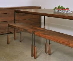 Contemporary Dining Tables by Contemporary Dining Table Walnut Ash Metal Altai A20