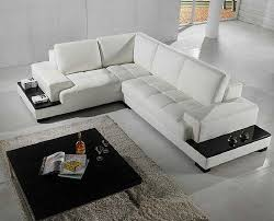 Cheap White Leather Sectional Sofa Modern L Shaped West Elm Sectional White Leather Sectionals