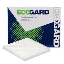 nissan sentra cabin air filter amazon com ecogard xc10475 premium cabin air filter automotive