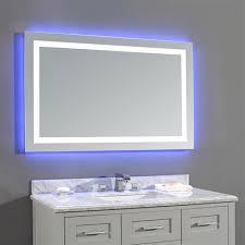 Led Bathroom Mirror by Ove Decors Jovian Led Bathroom Mirror Lowe U0027s Canada