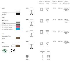 ladari moderni cavi illuminazione colorati design per la casa idee per interni