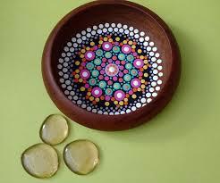 acrylic dish ring holder images 258 best dot art images mandala rocks markers and jpg