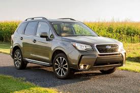 subaru forester interior 2017 consumer reports picks best and worst suvs for 2017
