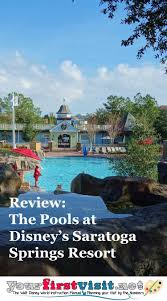 the pools at disney u0027s saratoga springs resort u0026 spa