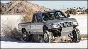 prerunner truck suspension total chaos fabrication 1996 2004 tacoma 6 lug prerunner 4wd