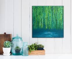 landscape acrylic painting ideas with landscape acrylic painting