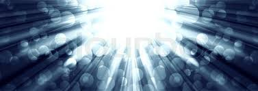 silver light spotlights on a background stock photo colourbox