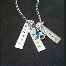 Mother S Necklace With Names Cheap Mothers Necklace Birthstones Find Mothers Necklace