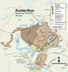 Hudson River Map Friends Of The Assabet River National Wildlife Refuge