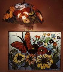 stained glass butterfly l stained glass by steven l fletcher fran crawford